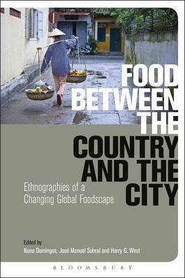 Food Between the Country and the City: Ethnographies of a Changing Global Foodscape (Hardback)