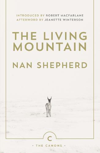 The Living Mountain - Canons (Paperback)