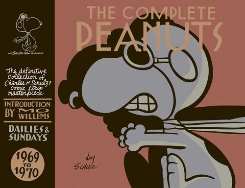 The Complete Peanuts 1969-1970: Volume 10 (Hardback)