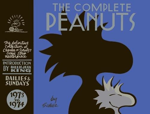 The Complete Peanuts 1973-1974: Volume 12 (Hardback)