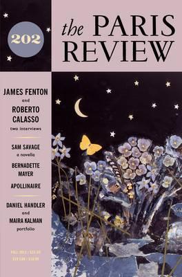 Paris Review Issue 202 (Autumn 2012) (Paperback)