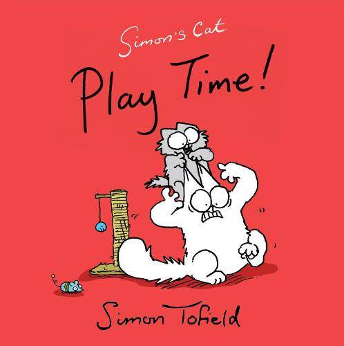 Play Time!: A Simon's Cat Book (Paperback)