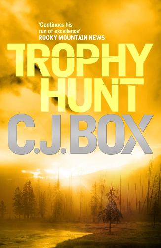 Trophy Hunt - Joe Pickett (Paperback)