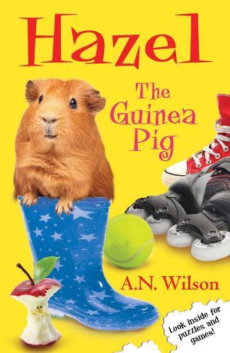 Hazel - Animal Antics (Paperback)
