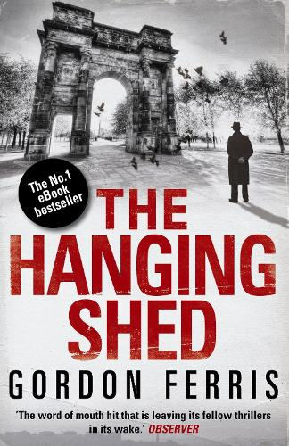 The Hanging Shed - Douglas Brodie Series (Paperback)