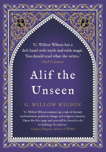 Alif the Unseen (Hardback)