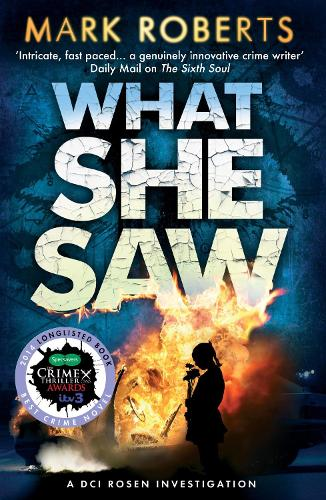 What She Saw: Brilliant page turner - a serial killer thriller with a twist (Paperback)