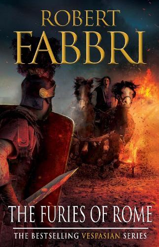 The Furies of Rome - Vespasian (Hardback)
