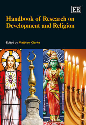Handbook of Research on Development and Religion (Hardback)