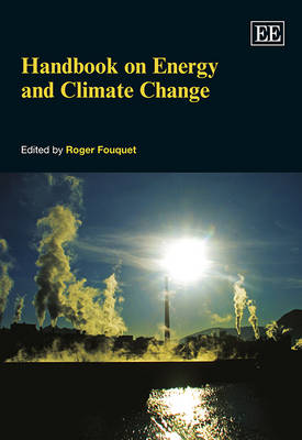 Handbook on Energy and Climate Change (Hardback)