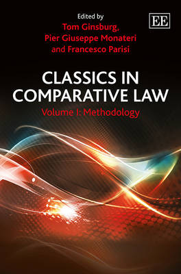 Classics in Comparative Law - Elgar Mini Series (Hardback)