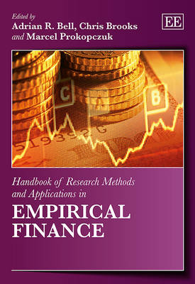 Handbook of Research Methods and Applications in Empirical Finance - Handbooks of Research Methods and Applications Series (Hardback)