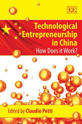 Technological Entrepreneurship in China: How Does it Work? (Hardback)