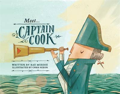Meet... Captain Cook (Paperback)