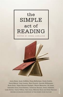 The Simple Act of Reading (Paperback)