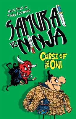Samurai vs Ninja 4: Curse of the Oni (Paperback)