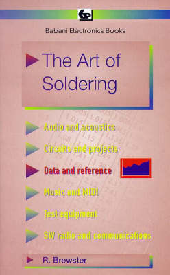 The Art of Soldering - BP S. 324 (Paperback)