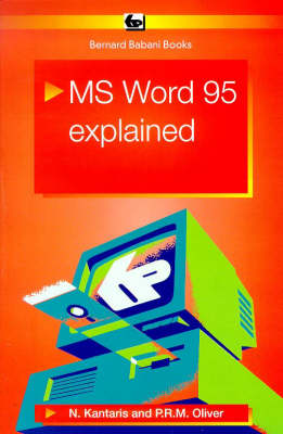 MS Word 95 Explained - BP S. 406 (Paperback)