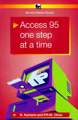 Access 95 One Step at a Time - BP S. 408 (Paperback)
