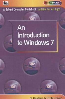 An Introduction to Window 7 (Paperback)