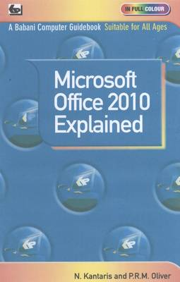Microsoft Office 2010 Explained (Paperback)