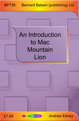 An Introduction to Mac OS X Mountain Lion (Paperback)