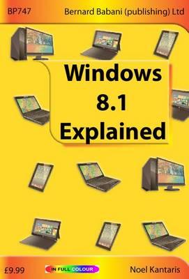 Windows 8.1 Explained (Paperback)