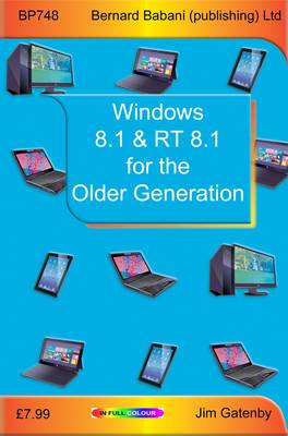 Windows 8.1 & RT 8.1 for the Older Generation (Paperback)