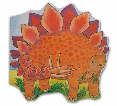 Stegasaurus - Prehistoric Pals S. (Board book)