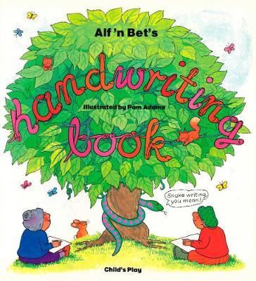 Alf 'n' Bet's Handwriting Book - Handwriting (Paperback)