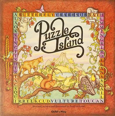 Puzzle Island - Child's Play library (Hardback)