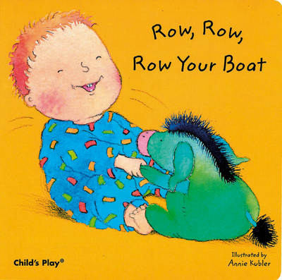 Row, Row, Row Your Boat - Baby Board Books (Board book)