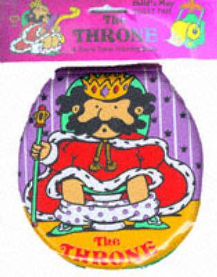 The Throne - Bath books toilet training (Bath book)