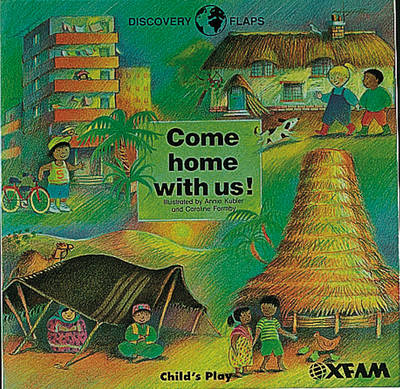 Come Home with Us - Discovery Flaps (Paperback)
