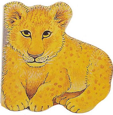 Pocket Lion - Pocket Pals (Board book)
