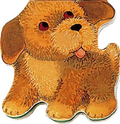 Pocket Puppy - Pocket Pals (Board book)