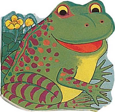 Pocket Frog - Pocket Pals (Board book)