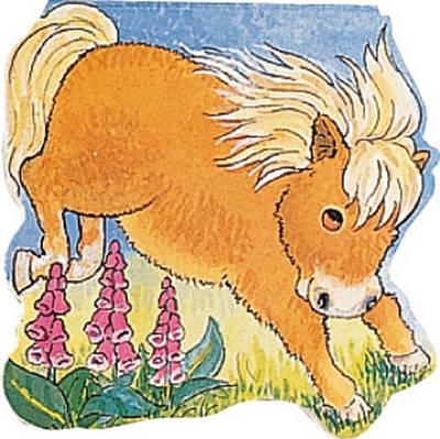 Pocket Pony - Pocket Pals (Board book)