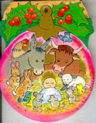 Away in a Manger - Glad Tidings S. (Board book)