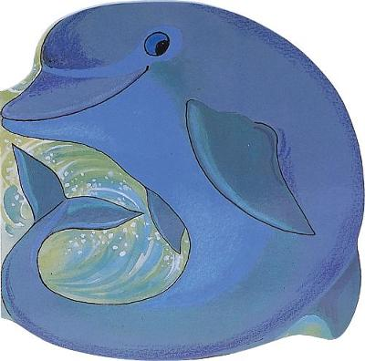Pocket Dolphin - Pocket Pals (Board book)