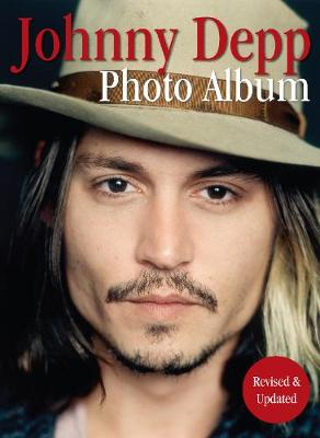 Johnny Depp Photo Album (Paperback)