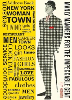 Manly Manners For The Impeccable Gent (Paperback)