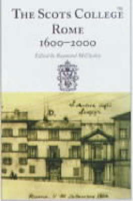 The Scots College, Rome, 1600-2000 (Paperback)