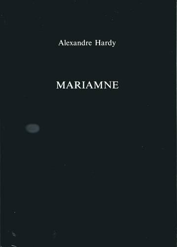 Mariamne - Exeter French Texts (Paperback)