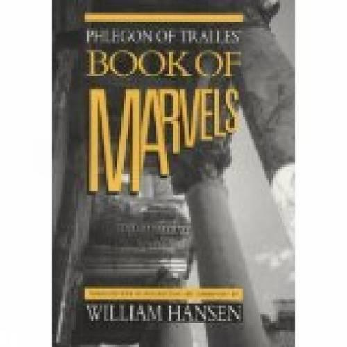 Phlegon of Tralles' Book of Marvels - Exeter Studies in History (Paperback)