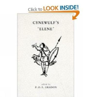 Cynewulf's Elene - Exeter Medieval Texts and Studies (Paperback)