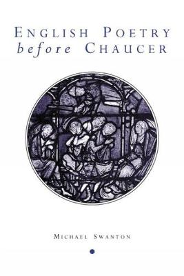 English Poetry Before Chaucer - Exeter Medieval Texts and Studies (Paperback)