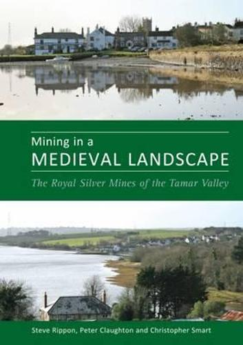 Mining in a Medieval Landscape: The Royal Silver Mines of the Tamar Valley (Paperback)