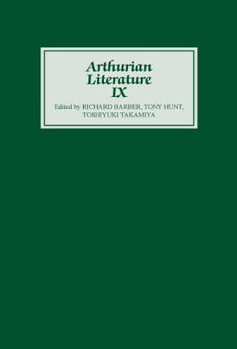 Arthurian Literature IX - Arthurian Literature (Hardback)