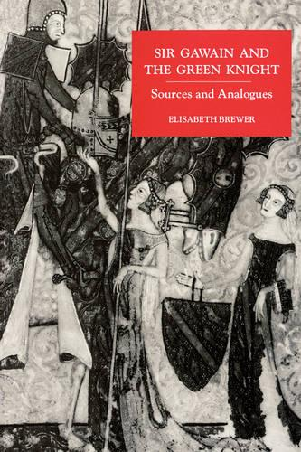 Sir Gawain and the Green Knight: Sources and Analogues - Arthurian Studies v. 27 (Paperback)